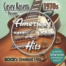 Casey Kasem Presents: America's Top Ten - The 70's Rock's Greatest Hits by Vario