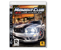 PS3 - Midnight Club Los Angeles **New & Sealed** Official UK Stock | LA