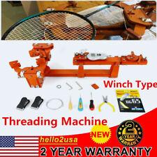 Sale Stringing Threading machine Winch type Personal Diy For badminton Racket