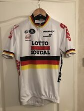 Vermarc Team Lotto Soudal German National Jersey Size-Medium