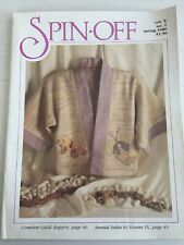 Spin Off Magazine- Spring 1986