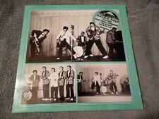 Bison Bop Volume 6 LP Rare Obscure Rockabilly Collection NM