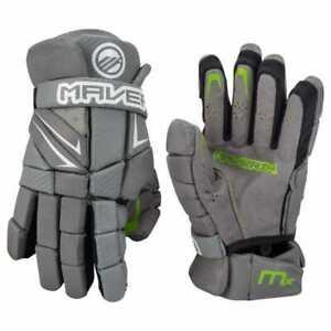"New Maverik MX Men's Lacrosse Gloves - size 12"""