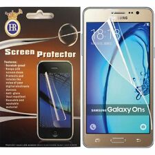 For Samsung Galaxy On5 Clear LCD Screen Protector Guard Micro Fiber Cloth