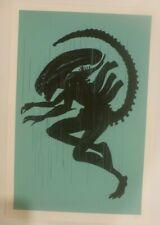 "mondo artist Godmachine ""Xenomorph"" Poster print alien day ridley scott ripley"