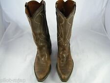 VINTAGE TEXAS BOOT COMPANY~ COWBOY BOOTS~ SIZE 7.5 D~ STYLE 8411~ MADE IN USA