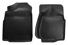 2001-2007 GMC Sierra Husky Classic Style Black Front Floor Liners Free Shipping