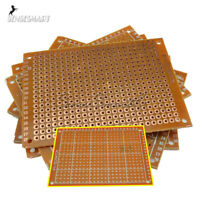 2/5PCS One-sided Bakelite DIY Prototype PCB Circuit Board Universal Breadboard