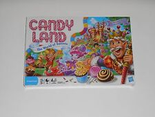 New 2010 Milton Bradley MB CANDY LAND The World Of Sweets Kids Board Game Sealed