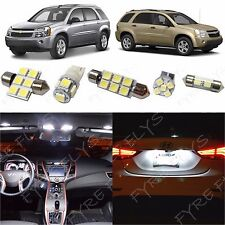 7x White LED lights conversion kit for 2005-2009 Chevy Equinox/Saturn Vue CE2W