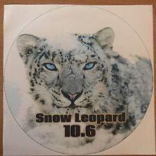 Sistema Operativo Os X Snow Leopard 10.6 copia da DVD DL originale.