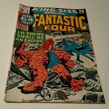 Fantastic Four King Size Special #9 - Marvel Comics - VF Condition