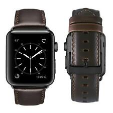 Vintage Genuine Leather Band 42mm for Apple Watch Series 3 Series 2 Series 1