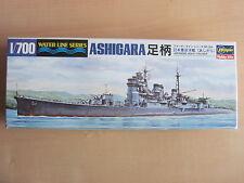 TOP! Hasegawa 304 Japanese Heavy Cruiser Ashigara 1:700 dans neuf dans sa boîte!!!