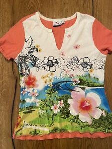 Roxy T Shirt, Größe M, Sommer