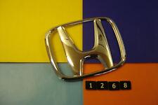 GENUINE HONDA CIVIC 2006>2011 CHROME PLASTIC REAR BADGE EMBLEM. 75701-SYY-0030