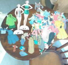 Vintage June Allison Paper Dolls With Accessories Lot