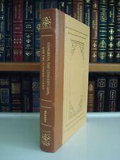 CONGRESS & SUPREME COURT Warren Gryphon Liberty Classics Leather