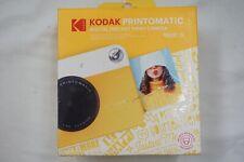Kodak PRINTOMATIC Digital Instant Print Camera - Yellow