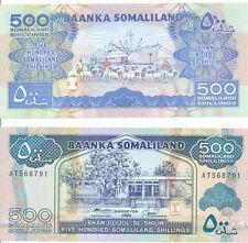 Somaliland - 500 Shilin 1996 UNC - Pick 6b