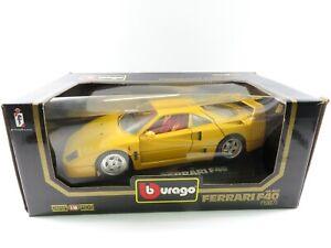 Bburago Ferrari F40 1987 1:18 OVP # 26