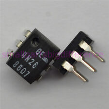 10pcs 4N26 NEW GENUINE GE DIP-6