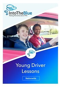30 Minute Nationwide Young Driver Lesson Gift Experience Voucher
