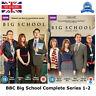 BBC Big School Series 1-2 Complete Collection Season 1-2 Extras New Region 2 DVD