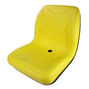 E-LVA19221 Flip-Up Seat for John Deere Tractors 1023E, 3025E, 3032E, 3038E, 3203