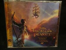 Disney Treasure Planet CD Soundtrack