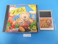 PC GENJIN PC Kid Nec Pc Engine PCE HuCard Hu Card Video Games Used Japan 67024