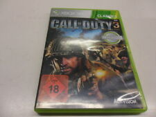 XBox 360   Call of Duty 3  USK 18