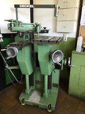 Deckel GK12 Gravier- und Kopierfräsmaschine (Pantograph mit Nonius)