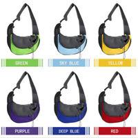 Pet Puppy Dog Cat Carrier Comfort Travel Tote Shoulder Bag Sling Backpack Yf