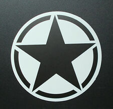 "Sticker Adhesivo Matt-Optik ""Black Star"" laptop, smartphone, StickerBomb..."