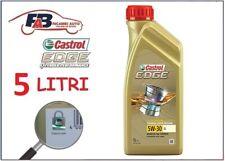 5 LITRI 5LT OLIO MOTORE CASTROL EDGE PROFESSIONAL LONGLIFE III SAE 5W30 5W-30