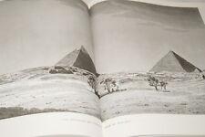 DESCRIPTION DE L'EGYPTE NAPOLEON BONAPARTE PLANCHES REPRINT 1988 SUPERBE