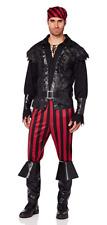 California Costumes Men Ruthless Rogue Pirate Buccaneer Swashbuckler Medium New