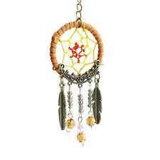 Handmade Dream Catcher Feather Tassels Fit Car Keyring Keychain Accessories #5