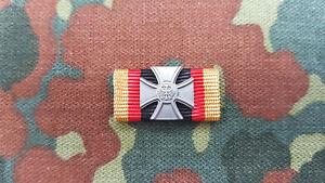 Bundeswehr Veteranenabzeichen Bandspange Bandschnalle Ordensspange Prototyp