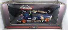MCLAREN BMW F1 GTR GT1 #24 Blundell Sala Bellm GULF GTC 4th LE MANS 1995 UT 1:18