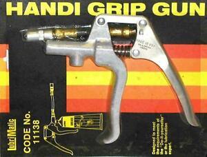 Lubrimatic 11138 Handi-Grip Grease Gun 19751