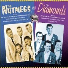ESSENTIAL DOO WOP-THE NUTMEGS MEET THE DIAMONDS CD NEUWARE