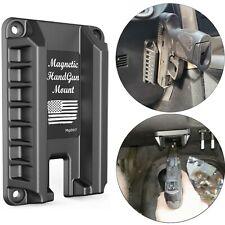 Magnetic Handgun Mount ,Firearm Magnet Gun Accessories for Truck,Car,Wall,Desk..