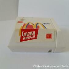 Food Foolers McNuggets Camera Happy Meal Toy Vintage 1999