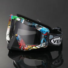 Safety Moto-X Adult Motorcycle Motocross Goggles Glasses MX ATV Dirtbike Scooter