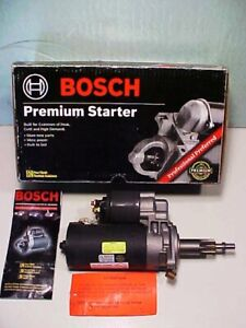Porsche 911 Engine Starter Motor_Bosch_SR0429X_0001110059_GENUINE_NEW