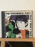 Pre-owned ~ Talk Talk Talk by The Psychedelic Furs (CD, 1981, Columbia Records)
