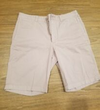 """j.crew NWT men 10.5"""" purple shorts $65 in garment-dyed cotton size 35"""