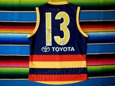 ✺Signed✺ TAYLOR WALKER Crows Guernsey PROOF COA Adelaide AFL Jumper 2018